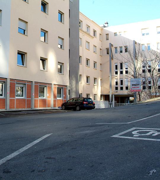 Parking - Centre epaule paris 94
